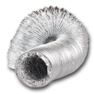 FLEXIDUCT-N | NUDE DUCT 6M LENGTH 150MM TO 500MM FIRE RATED