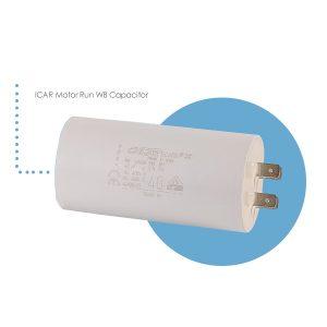 CAP10UF | 10 Microfarad Run Capacitor