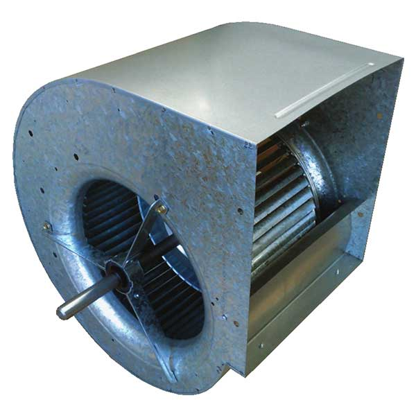 "BD9-7A | Torin 9"" x 7"" Forward Curve Belt Drive Blower (25mm Shaft)"